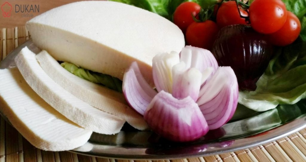 BRANZA de casa dietetica (Low carb/ Low Fat)