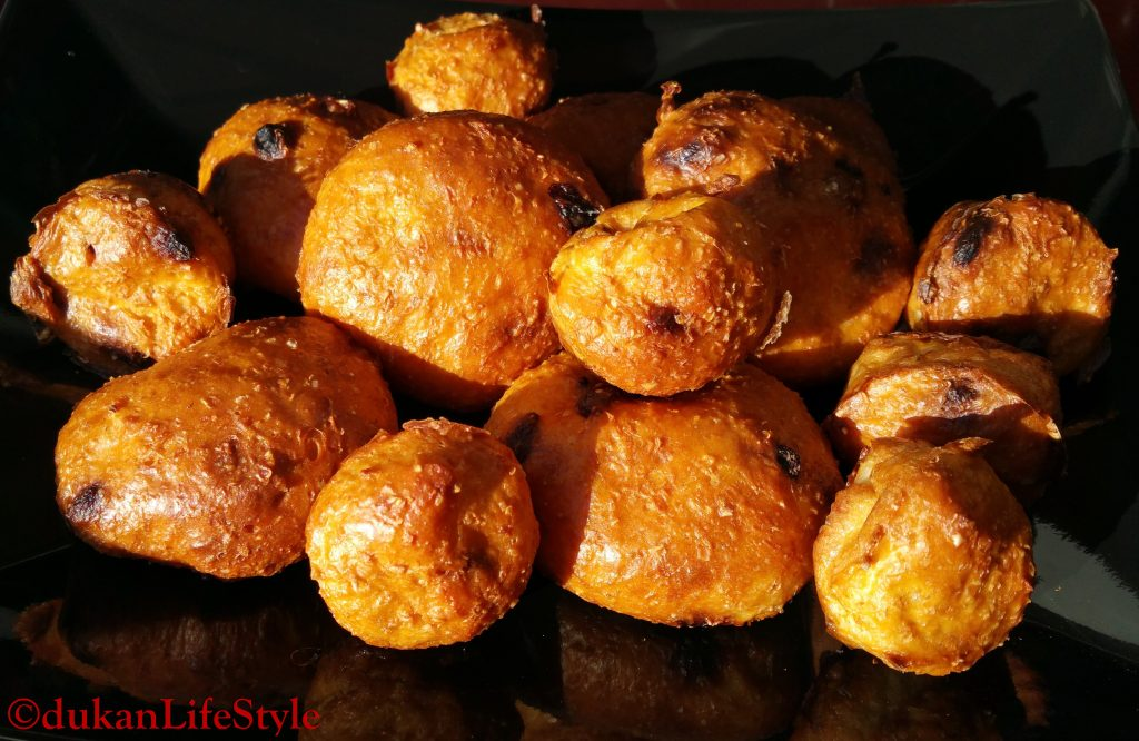 BULETE neserioase cu branza (Fara faina alba/ Sugar free/ Low carb/ Low Fat)