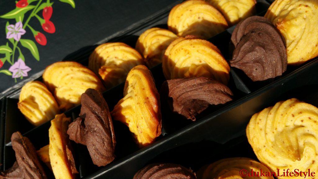 FURSECURI cu LAMAIE si CACAO (Fara faina alba/ Sugar free/ Low carb/ Low fat/ Gluten free)