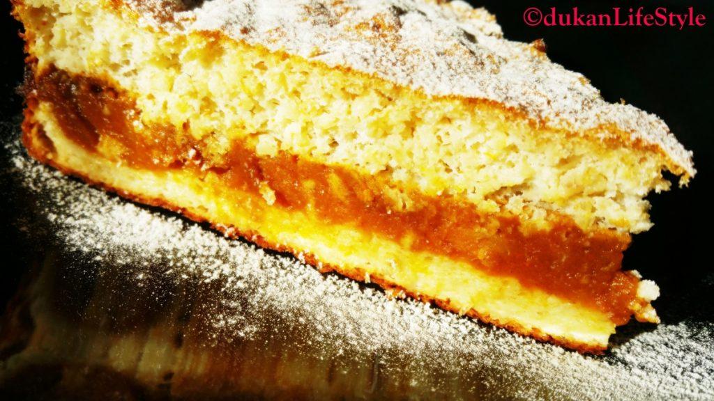 PRAJITURA cu DOVLEAC/BRANZA (Fara faina alba/ Sugar free/ Low carb/ Low fat)