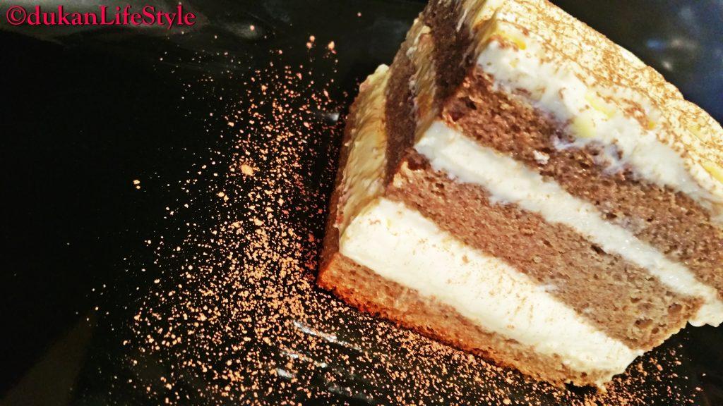 TIRAMISU(Fara faina alba/ Sugar free/ Low carb/ Low fat)