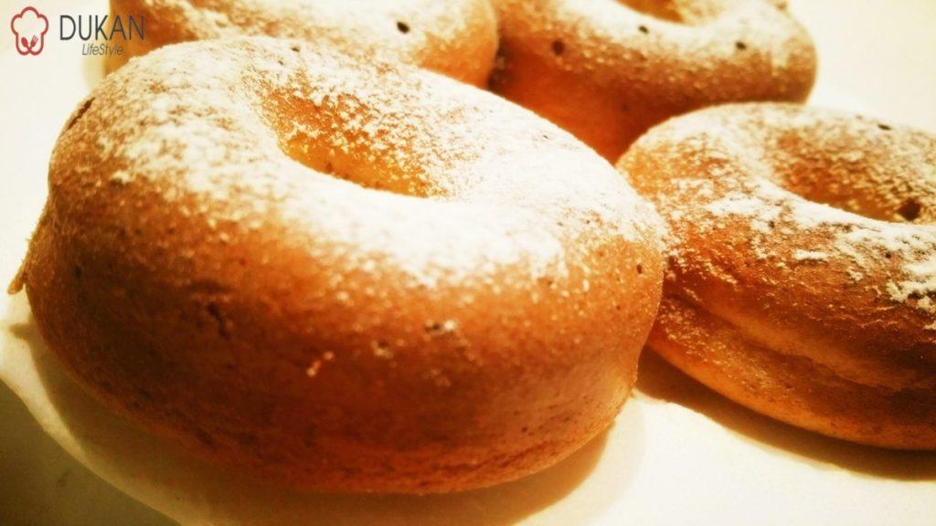 GOGOSI (Fara faina alba/ Sugar free/ Low carb/ Low fat/ Gluten free)