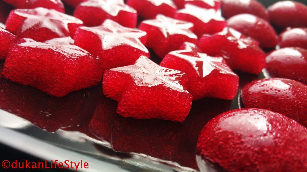 JELEURI aromate(Sugar free/ Low Carb/ Low Fat/ Gluten free)