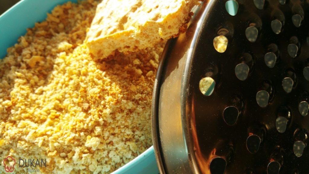 PESMET (Fara faina alba/ Low carb/ Low fat/ Gluten free)