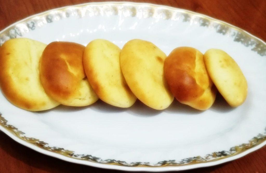 BISCUITI (Fara faina alba/ Sugar free/ Low carb/ Low fat/ Gluten free)