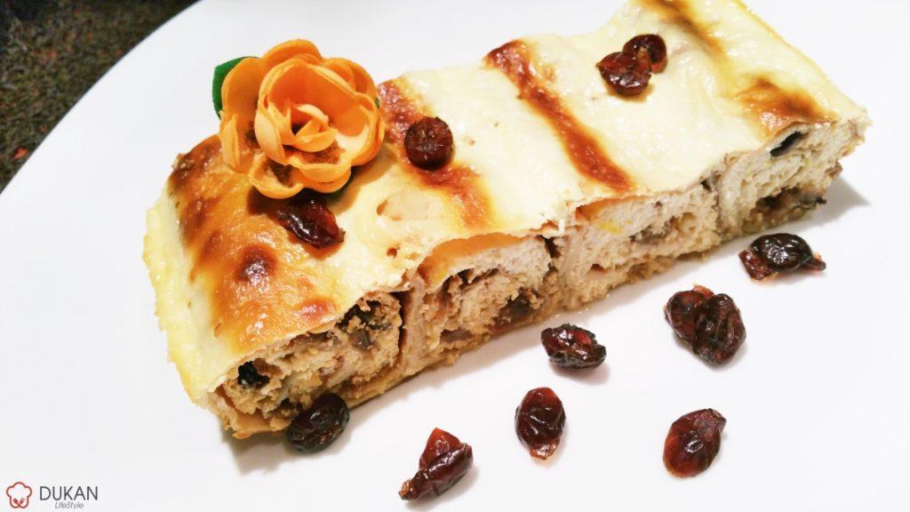 TARTA de CLATITE cu BRANZA (Fara faina alba/ Sugar free/ Low carb/ Low fat/ Gluten free)