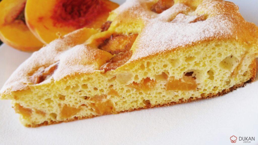 TARTA cu FRUCTE de SEZON (Fara faina alba/ Sugar free/ Gluten free/ Low carb/ Low fat)