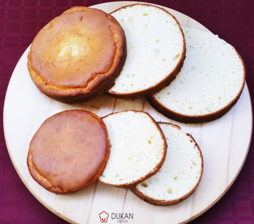 BLAT de TORT (Fara faina alba/ Sugar free/ Gluten free/ Low carb/ Low fat)