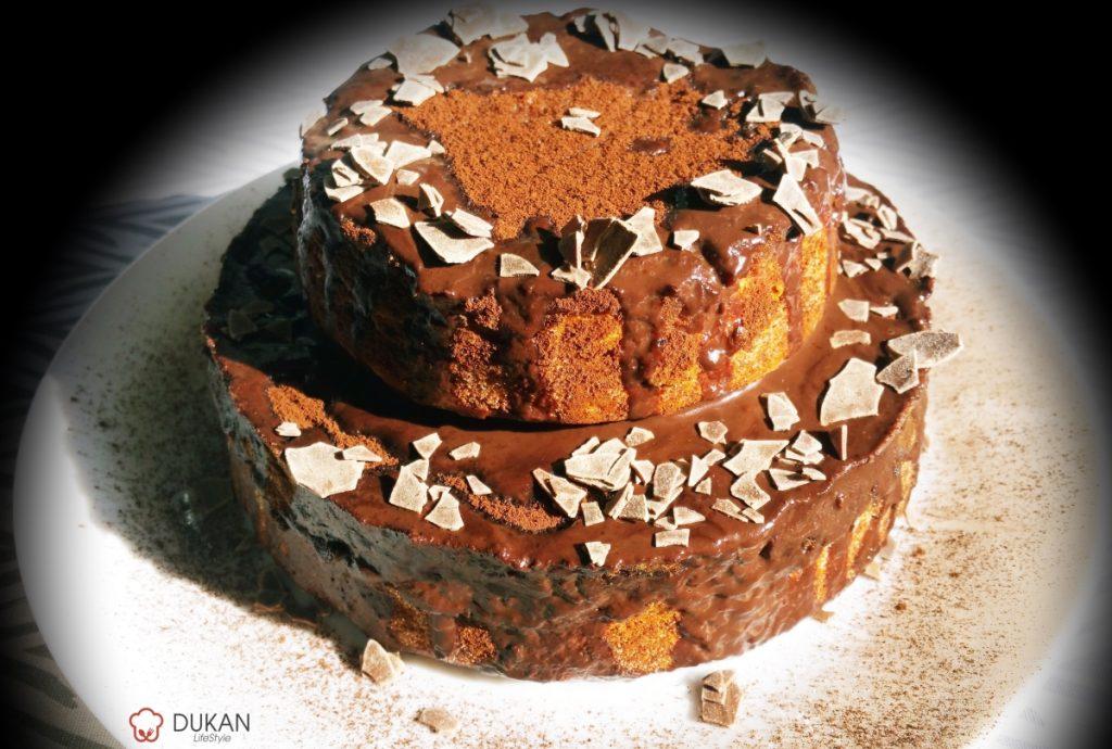 TORT cu MERE si BUDINCA (Fara faina alba/ Sugar free/ Low caeb/ Low fat/ Gluten free)