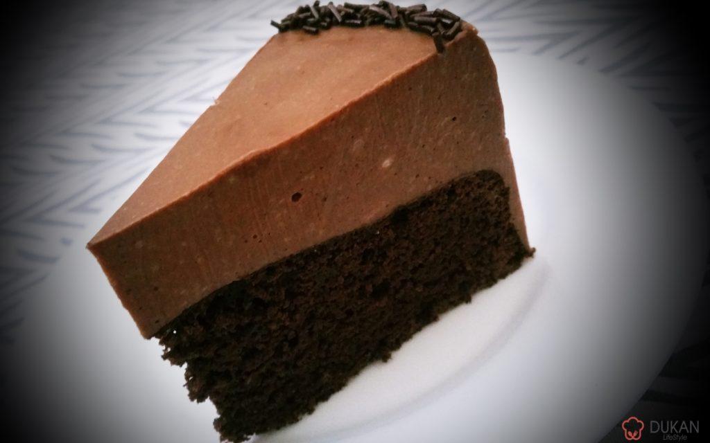 ENTREMET cu mousse de CIOCOLATA (Fara faina alba/ Sugar free/ Low carb/ Low fat/ Gluten free)
