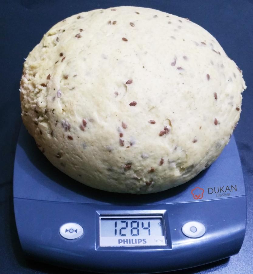ALUAT sarat (Fara faina alba/ Sugar free/ Low carb/ Low fat)