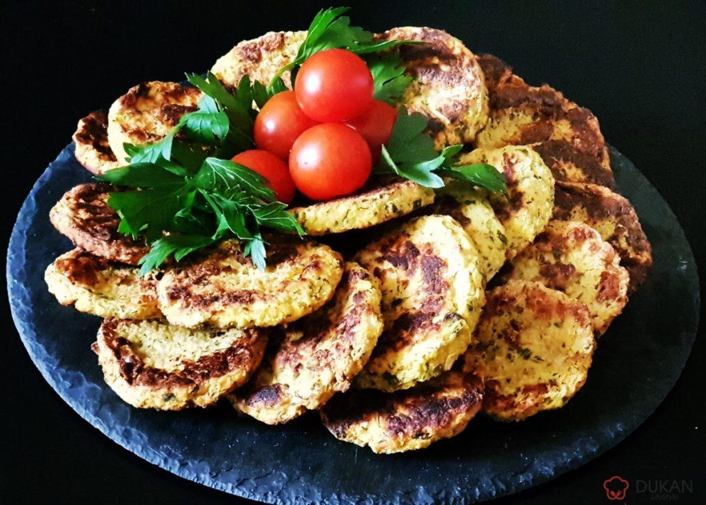 CHIFTELE de DOVLECEI cu BRANZA (Fara faina alba/ Sugar free/ Low carb/ Low fat/ Gluten free)