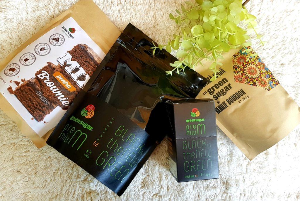 CASTIGA kitul tau pentru o vacanta FARA ZAHAR ADAUGAT de la Green Sugar!