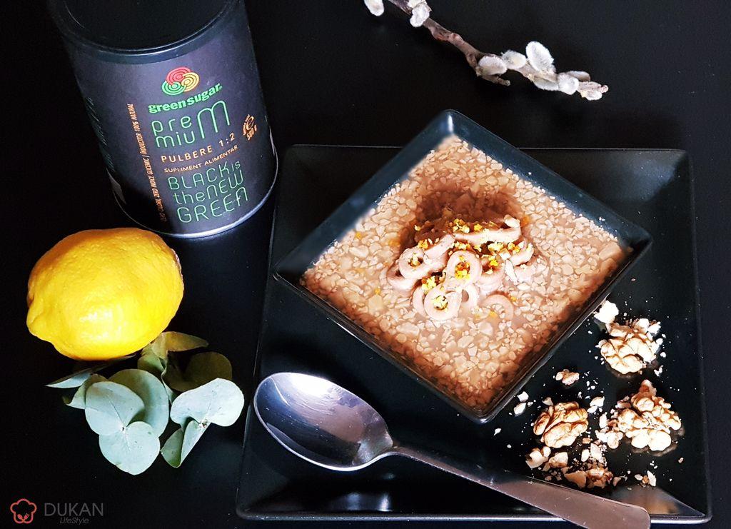 MUCENICI muntenesti (Fara Faina Alba / Sugar free/ Low carb/ Low fat/ Gluten free)